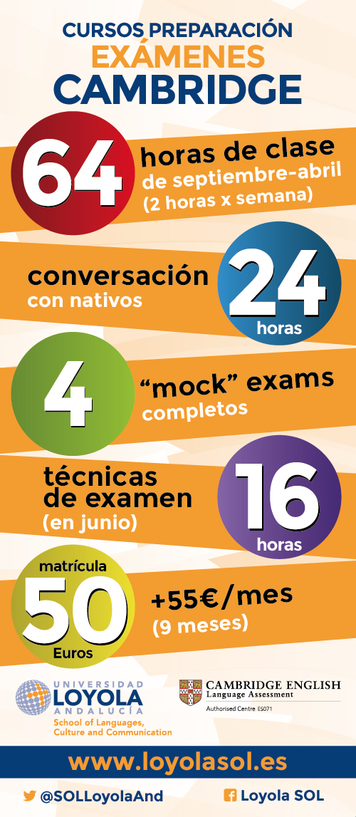 Cursos preparacion examen cambridge original