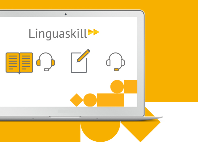 Linguaskill Laptop