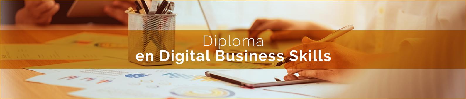 Diploma en Digital Business Skills
