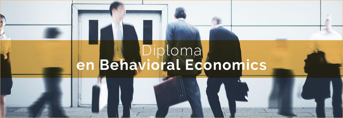 Diploma en Behavioral Economics