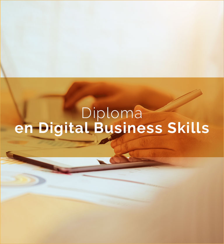 Diploma en Digital Business Skills