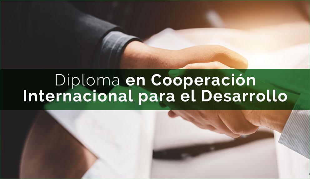 Diploma en Cooperación Internacional para el Desarrollo